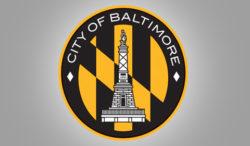 Baltimore City Emblem