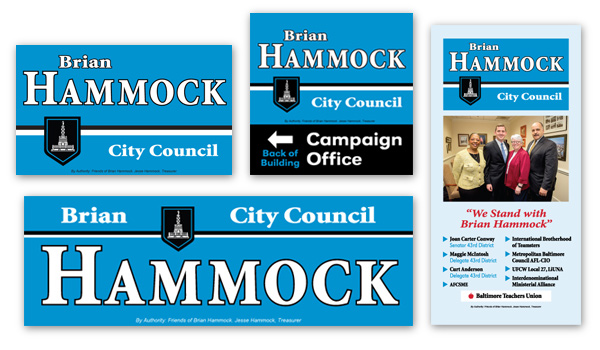 PFAD campaign signs & stickers