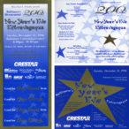 Baltimore Bicentennial invitation & ticket