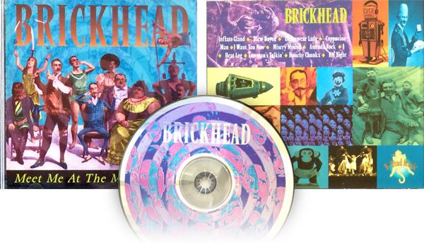 brickhead cd