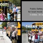 Public Safety PSAs