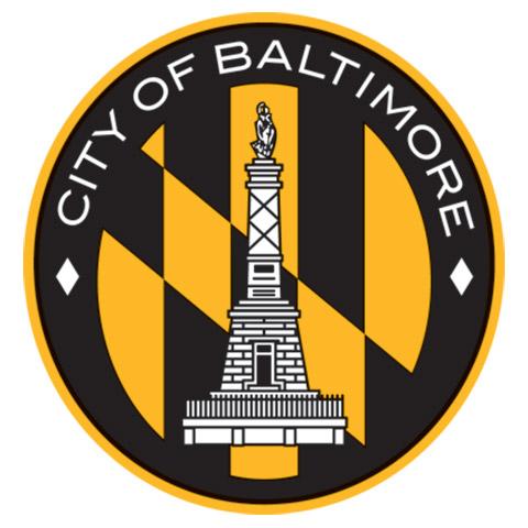 City of Baltimore emblem