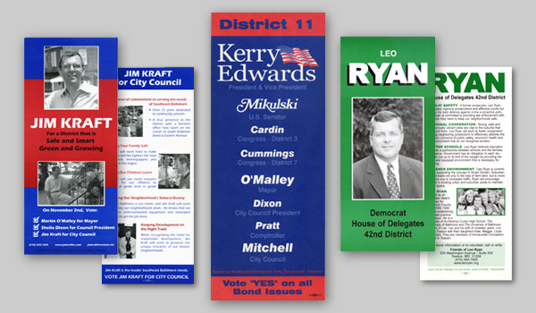 Campaign Literature & Ballots