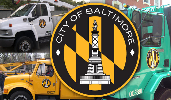 baltimore city emblem