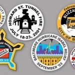 Commemorative Pin Designs