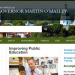 Governor website