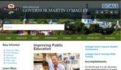 Governor Website 2013