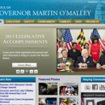 Maryland Governor Website