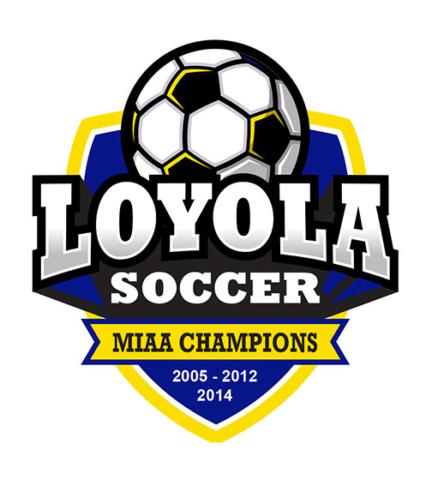 Loyola Soccer T-shirt design
