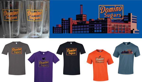 Domino Sugar Merchandise
