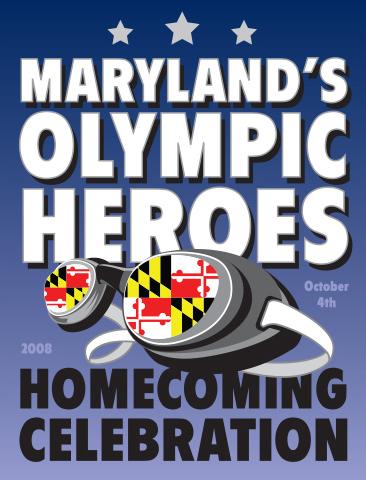 Olympic Heroes Logo