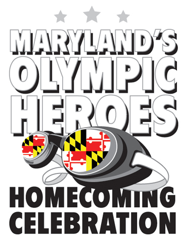 Olympic Heroes Logo on white