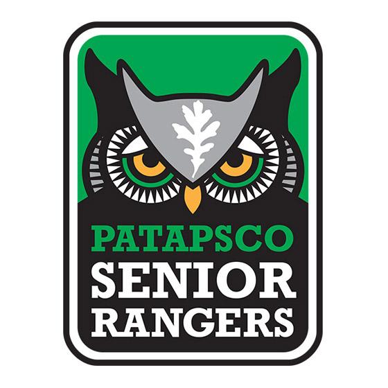 Patapsco Senior Rangers patch