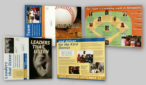 43rd district campaign mailers