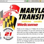 Maryland Transition Website