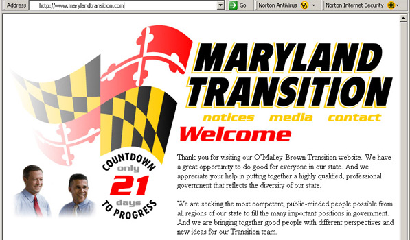 marylandtransition.com