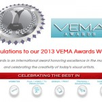2013 VEMA Award: Websites Category