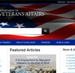 Veterans Affairs Website
