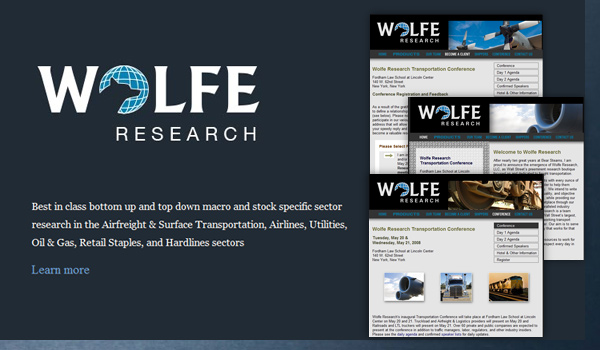 wolfe research identity