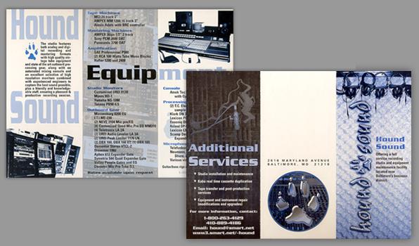 hound sound brochure