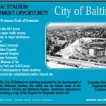 Memorial Stadium Ad